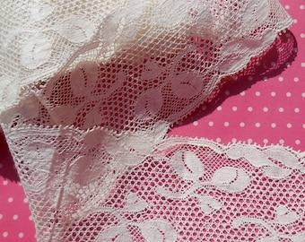 Antique Lace Vintage Lace Valenciennes Lace French Lace Silk