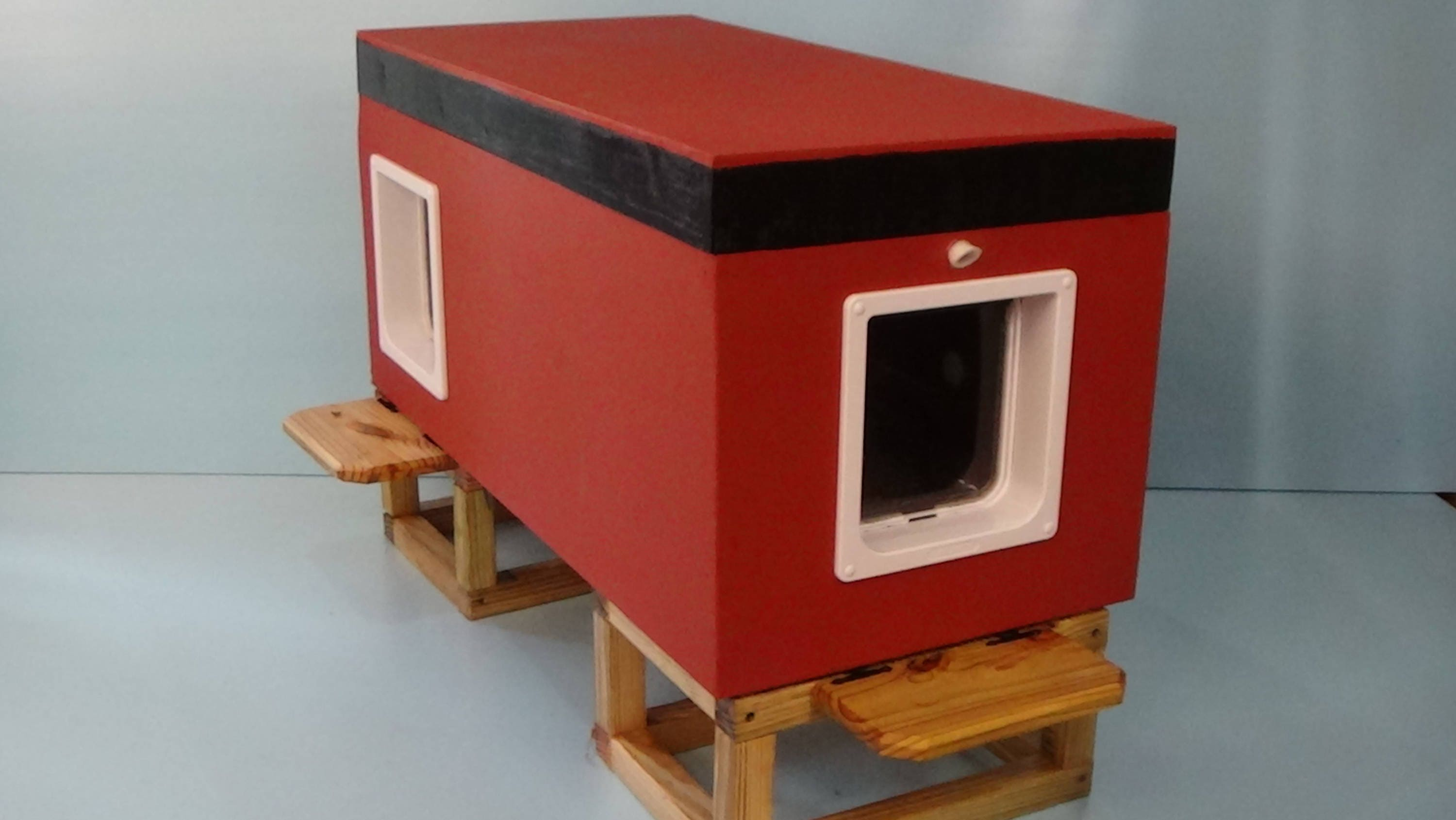 Heated Cat Houses For Outside