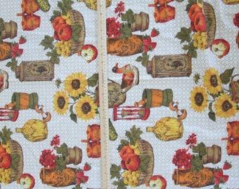 Kitchen fabric   Etsy