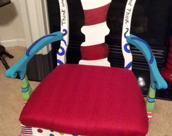 Dr. Seuss Chair, Made to order