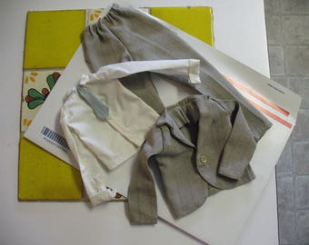 Reserved Custom listing for gr8av for final payment for doll clothes