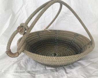 DF Lariat Rope Basket