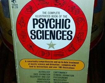 Psychic Sciences Vintage Paperback Book