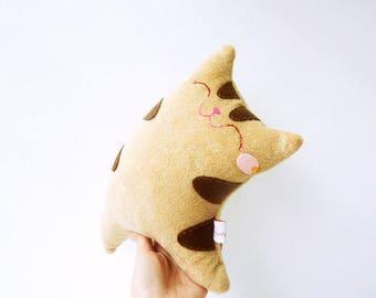 Stuffed cat toy, stuffed cat, plush cat, stuffed animal, cute stuffed, tabby cat plush, gift for boy, daughter gift, cute plushie, cat toy