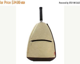 ON SALE Personalized Tennis Racket Cover Bag Juco