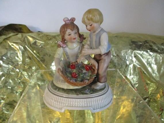 1966 Goebel   # 228 Beautiful  Porcelain Figurine  RETIRED