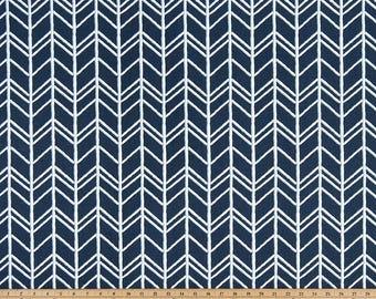 Nap Mat -  Monogrammed Bogatell Indigo Herringbone Nap Mat with a Turquoise Minky Dot Blanket