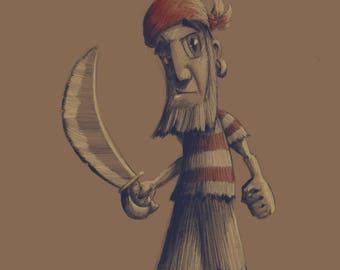 Pirate #3