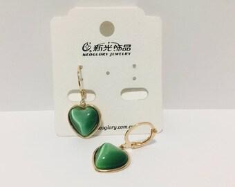 Emerald Earring