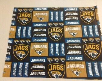 Jacksonville Jaguars Fabric 247952