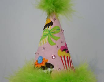 Birthday Dog Pawty Hat