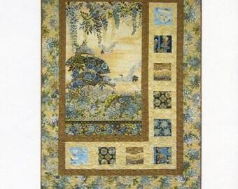 Panel Pattern, 1 Pattern, Sidelights Pattern, by Mountainpeak Creations, by Kari Nichols, Great Panel Pattern, MPC302, Panel Pattern