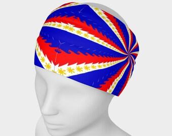 Psychedelic Filipino. Headband