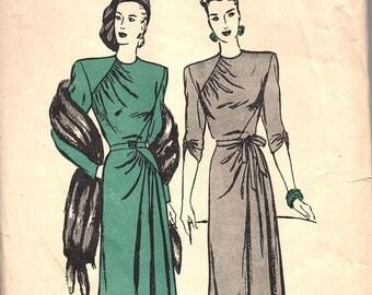 Butterick 3981 Women's Dress