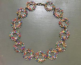 Circles of Fun Necklace