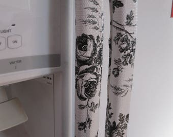 Vinyl Refrigerator handle Covers- Oven Handle Covers-Stove handle Covers-Set of 2