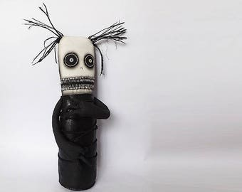 Voodoo Doll Art Doll Macabre Morbid Gothic Horror Doll Collectibles