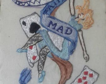 alice in wonderland : we're all mad here