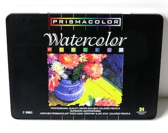 PRISMACOLOR - Watercolor 24 Piece Colored Pencils - Art Supplies