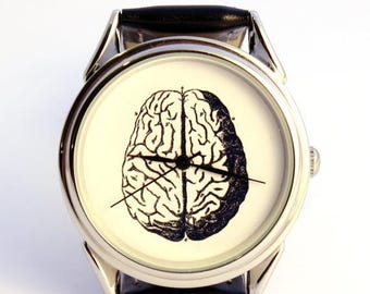 ON SALE 25% OFF Watch Brain brains, anatomical brains