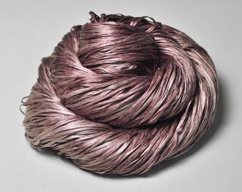 Driving me crazy OOAK - Silk Tape Lace Yarn - SUMMER EDITION
