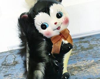 Vintage Skunk, Vintage Bank, Skunk Bank, Furry Tail, Norleans Japan