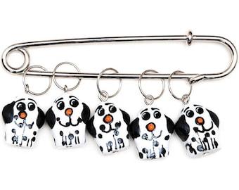 Puppy Stitch Markers