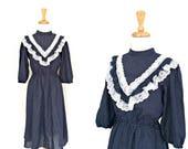 Vintage Prairie Dress - w...