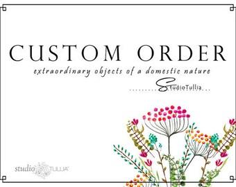 FRANKDLT - Custom Order - saffron yellow lumbar covers