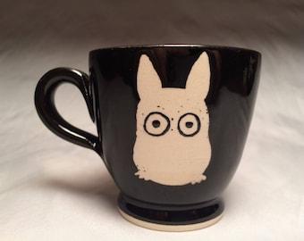Tiniest Totoro tiny mug
