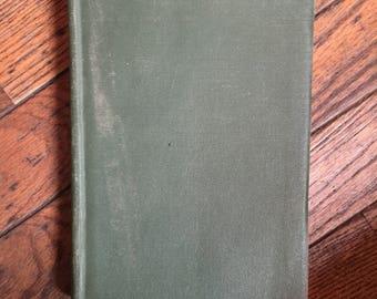 Vintage 1943 Handbook for Prospectors and Operators of Small Mines Von Bernewitz Book