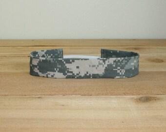 ACU Army Adult Headband Military Digital Camo