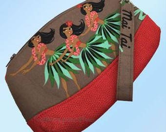 Mai Tai Make Up Bag