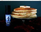 15% off CAULDRON CAKES Perfume Oil - Pumpkins, Pancake Batter, Apple, Maple Syrup, Spices, Butter Rum - Halloween Perfume- Fall Fragrance