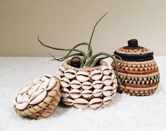 african baskets etsy. Black Bedroom Furniture Sets. Home Design Ideas