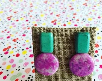 Brooks earrings