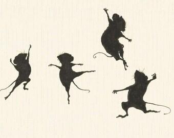 Ballet mice