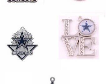 Dallas Cowboys Charm