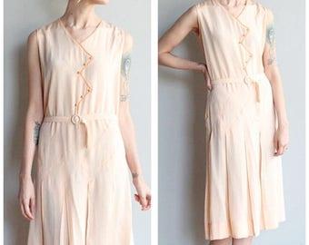 20% Off Sale // 1920s Dress // Coraline Silk Dress // vintage 20s dress