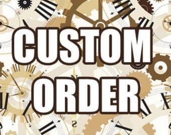 Custom Order for Estelle Leonard  - Mad Ears