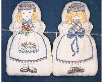 Damask Dolls by Zweigart