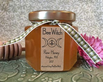 Raw Honey 4oz.