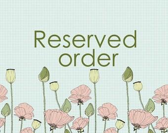 Special order -  Marissa