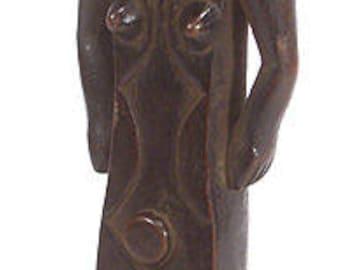 Bembe Figure Female Congo African Art 92171