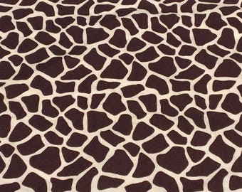 Giraffe Print Table Square, READY to SHIP, Safari, Jungle, Zoo, Animal Print,  Baby Shower, Bridal Shower, Party, Wedding Decor