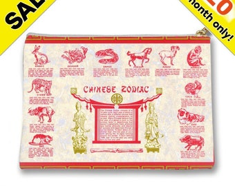 Chinese New Year Pencil Case