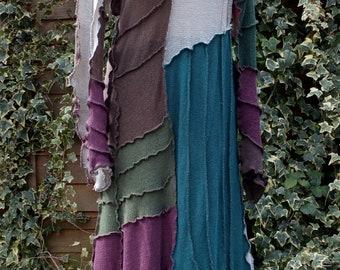 Custom Design Long Sleeve Dress