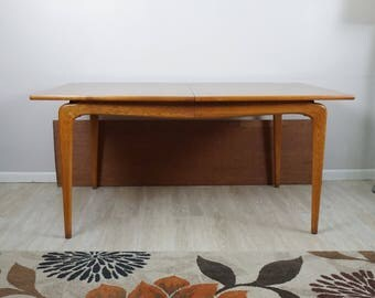 Lane Perception Diningroom Table / Mid Century Modern Table / Lane Dining  Room Table