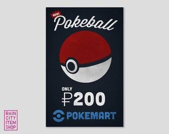 Pokémon - Pokéball Poster