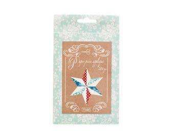 In the United States Tilda Circus Star Paper Piece Applique